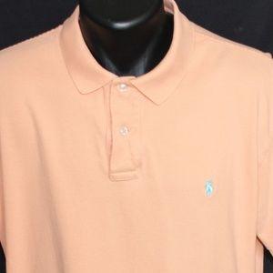 Ralph Lauren Polo 100% Cotton Pique Polo XL, Nice